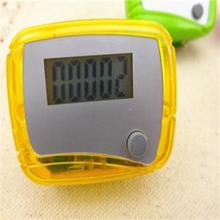 New Arrival Consumer Electronics Running Jogging LCD Step Counter Calorie Distance Pedometer(China (Mainland))