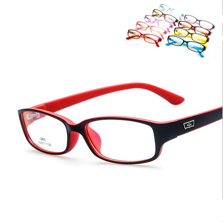2015 New Eyeglasses College Style Kids Soft and light ...