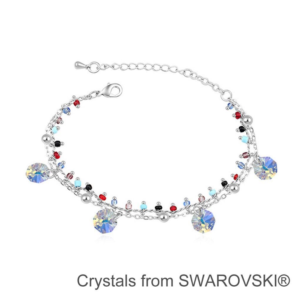 Crystal Bracelet Online Crystal Charm Bracelet Made
