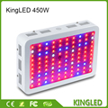 Hot 450W King LED Grow Light 150pcs 3W LED Full Spectrum for Medical Flower Plants Vegetative