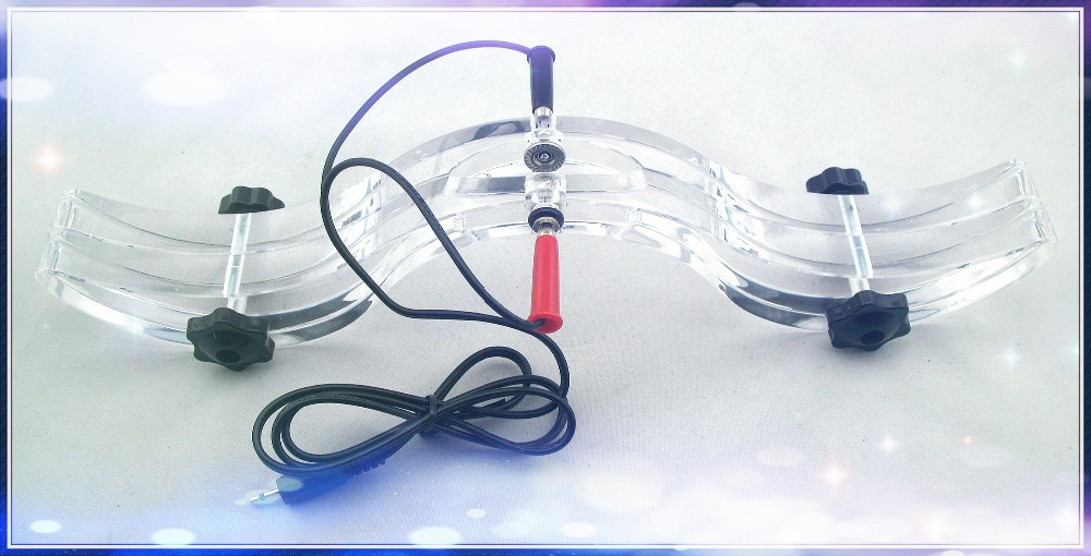 S size Acrylic Humbler BDSM erotic toy cock and ball toy electro sex toy adult product(China (Mainland))