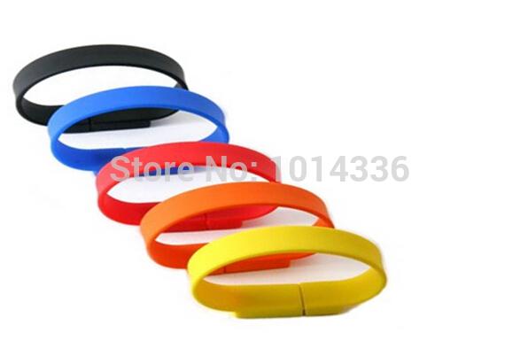 2/4/8/16/32GB fashion Bracelet cool lover Wristband USB Flash Drive/U Disk/creative Pendrive/Memory Stick/Disk/Thumb/Gift S363(China (Mainland))