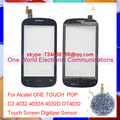One World Original Quality For Alcatel ONE TOUCH POP C2 4032 4032D OT4032 Touch Screen Digitizer