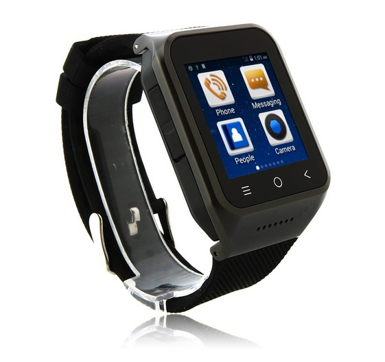 ZGPAX S8 Smartphone Smart Watch Android 4.4 MTK6572 Dual Core 1.5 Inch GPS 5.0MP Camera WCDMA(China (Mainland))