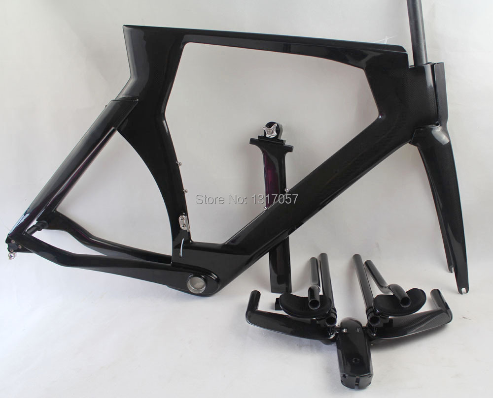 Рама для велосипеда Carbon Time Trial road bike frame TT + + + + 016