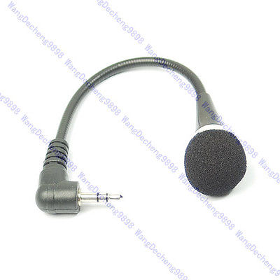 "B86""Mini Flexible Microphone for Laptop Notebook Skype Mic(China (Mainland))"