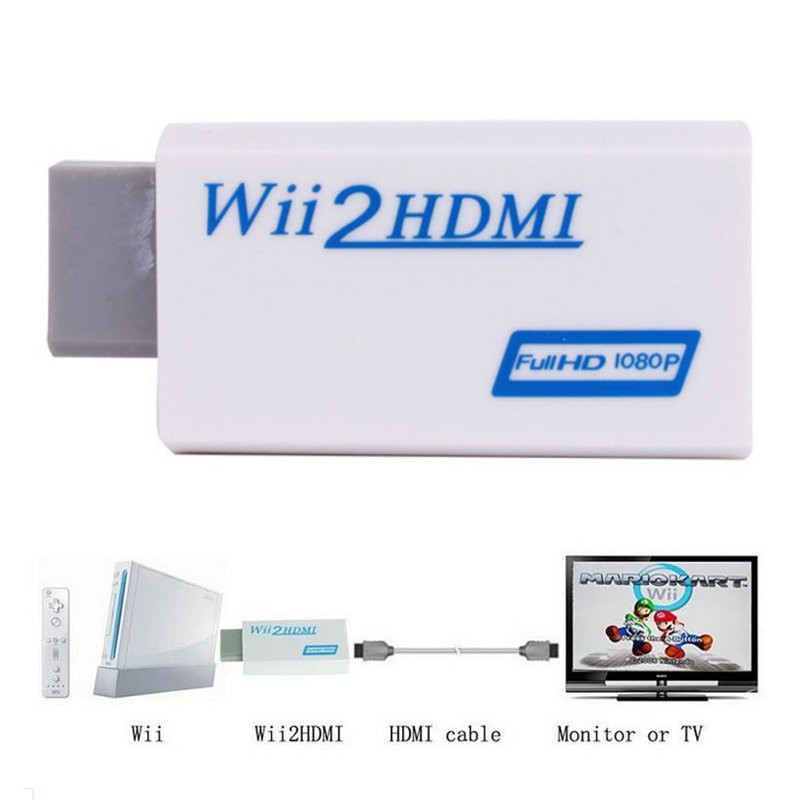 HD 1x2 Port HDMI to WII Splitter 3D Amplifier Repeater 3D 1080p Female Switch Box Hub(China (Mainland))