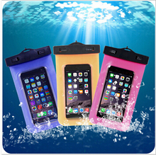 Waterproof Diving Bag For Mobile Phones Underwater Pouch Case For iphone 4s/5s/5c/6/6plus For samsung galaxy s3/s4/s5/Note2/3/4