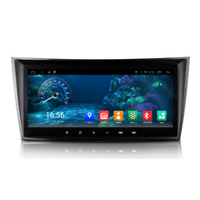 8.8 inch Android 4.4 Car Radio DVD GPS Navigation Central Multimedia Mercedes Benz E W211 CLS W219 CLK W209 E200 E220 CLS350 - Canavie Technology store