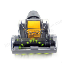 The vacuum cleaner accessories Suction vacuum pneumatic turbine brush brush head diameter 32 general