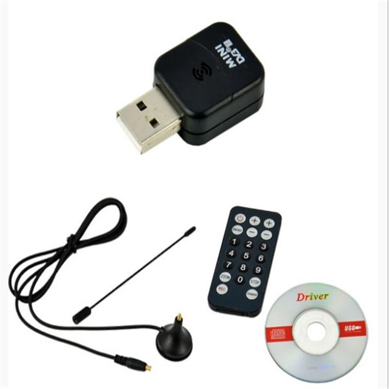 Mini Digital TV Stick DVB-T Digital USB TV Card Tuner for Free View Laptop PC(China (Mainland))