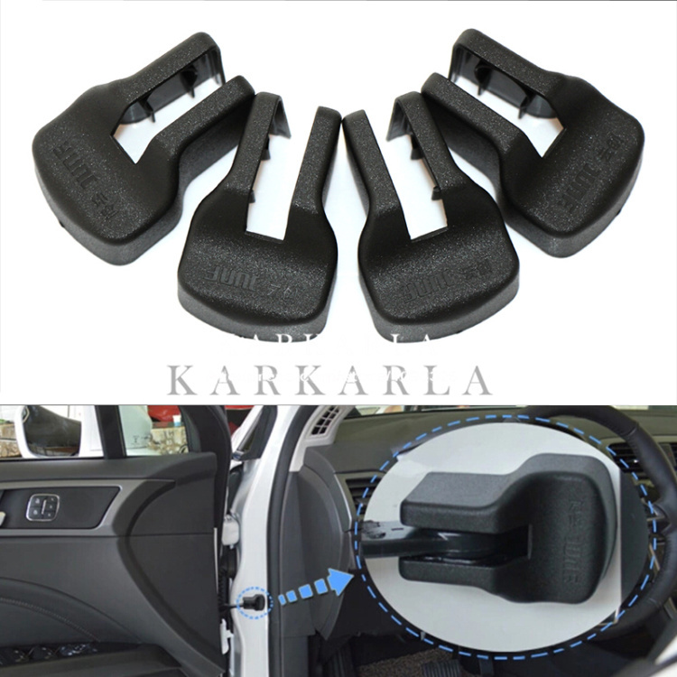 4pcs/lot Car styling Door Check Arm Protection Cover For Chevrolet CRUZE, For Ford Kuga New MONDEO OPEL mokka Explorer(China (Mainland))