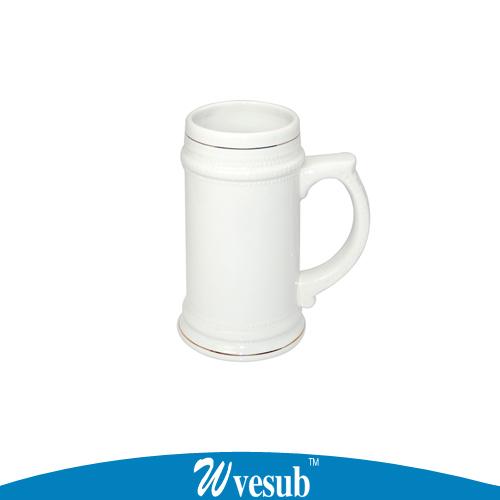 Wholesale18pc Ceramic Beer Mug Creative Gift Photo Print 22oz Sublimation Mug Wine Cup Customized Cup(China (Mainland))