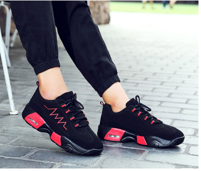 2017 fashion sport shoes brand casual shoes platform women shoes breathable woman trainers ladies footwear female sneakers qj05