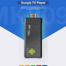 Factory priceMK809III Peinstalled Kodi android set top box usb stick tv satellite