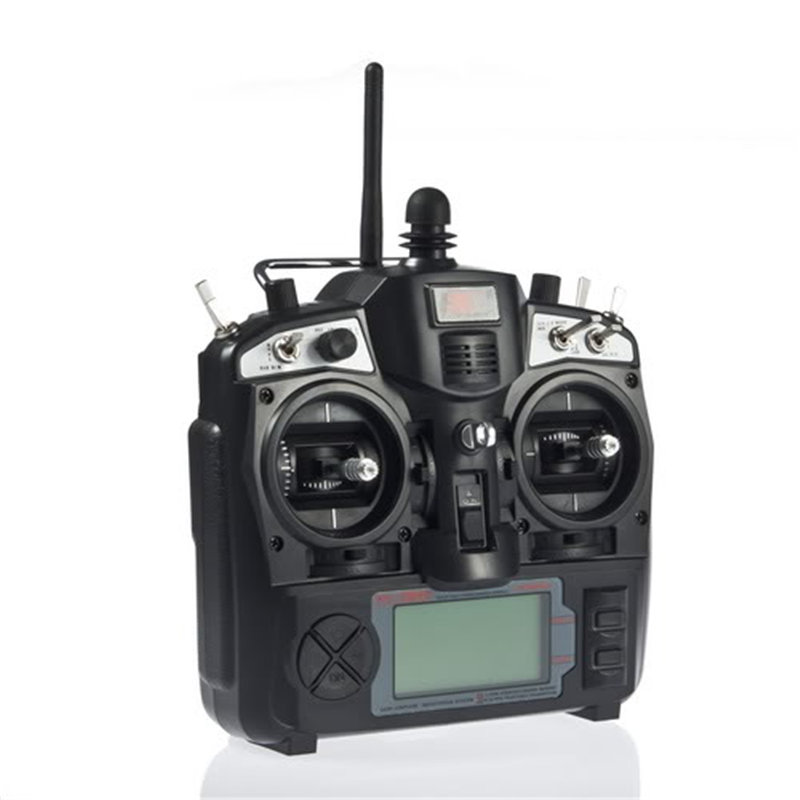 2.4GHz 9 Channel Transmitter Radio & Receiver for RC Hobby Mode 2 Helicopter(China (Mainland))