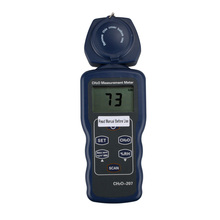 SM207 Portable Formaldehyde Gas Detector Meter Indoor Air Quality Tester SM207 Formaldehyde Gas Detector(Hong Kong)