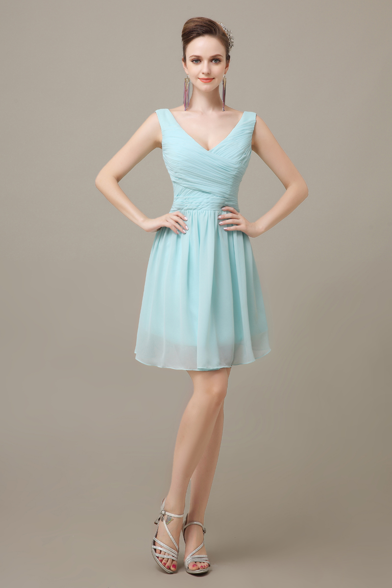 Plus Size Junior Bridesmaid Dresses - Homecoming Prom Dresses