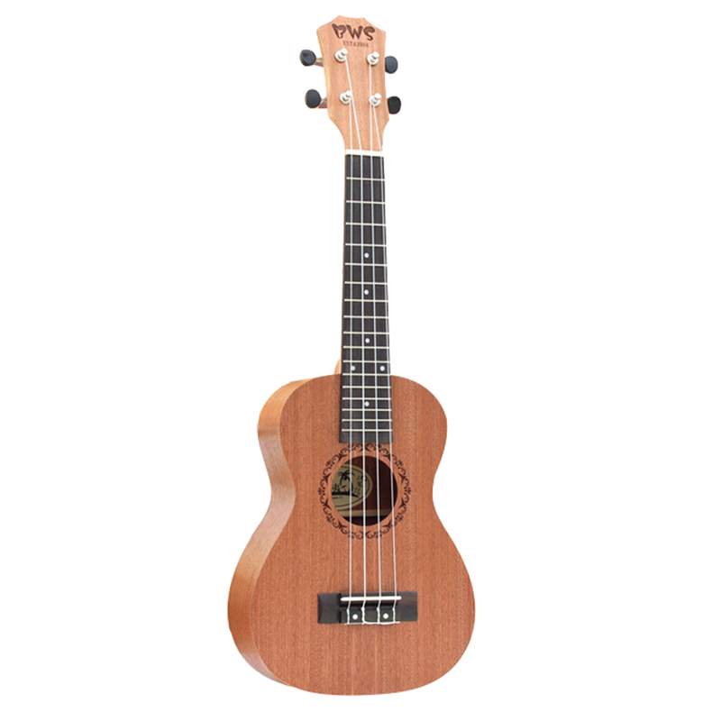 21 inch rosewood soprano ukulele with binding aquila string mini guitar toy musical instrument. Black Bedroom Furniture Sets. Home Design Ideas