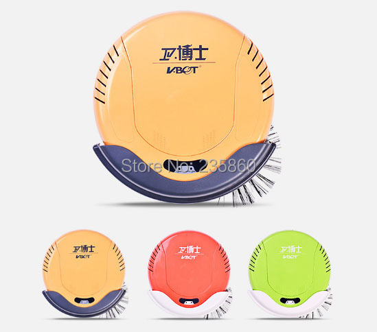 Intelligent cleaner Robot @ intelligent vacuum cleaner Sweep mop Fall Prevention(China (Mainland))