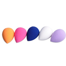 Pro Beauty Makeup Sponge Blender Flawless Smooth Shaped Water Droplets Puff(China (Mainland))