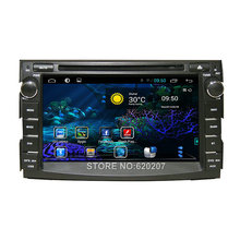 Quad Core Android 4.4 CAR DVD GPS player navigation FOR KIA VENGA car audio,car stereo Multimedia support OBD TPMS - AGOGO ELECTRONICS CO.,LTD store