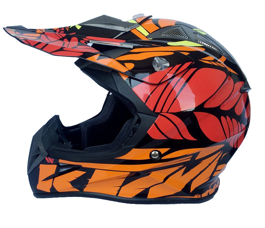Dot Approval KTM Brand Motocross Helmet Motorcycle Helmets Off-Road Dirt Bike Capacete Moto Cascos