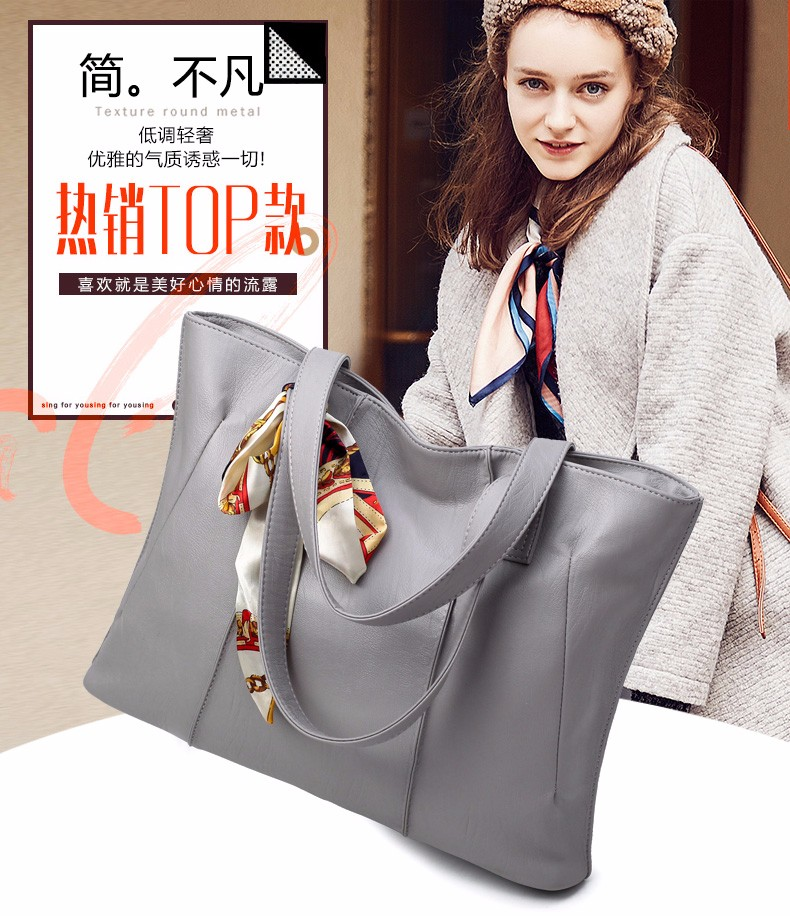 2016 Women Large Shoulder Bags Female Designer Handbags High Quality Ladies Hand Bags Sac a Main Femme Bolsas Tote Bag Kabelky