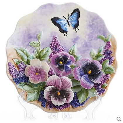 Achetez en gros plaques d coratives en porcelaine en ligne for Plaques decoratives murales