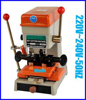 339C locksmith tools key machine.