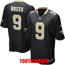 100% Stitiched New Orleans Kenny Vaccaro Drew Brees Brandin Cooks Marques Colston For YOUTH KIDS,camouflage(China (Mainland))