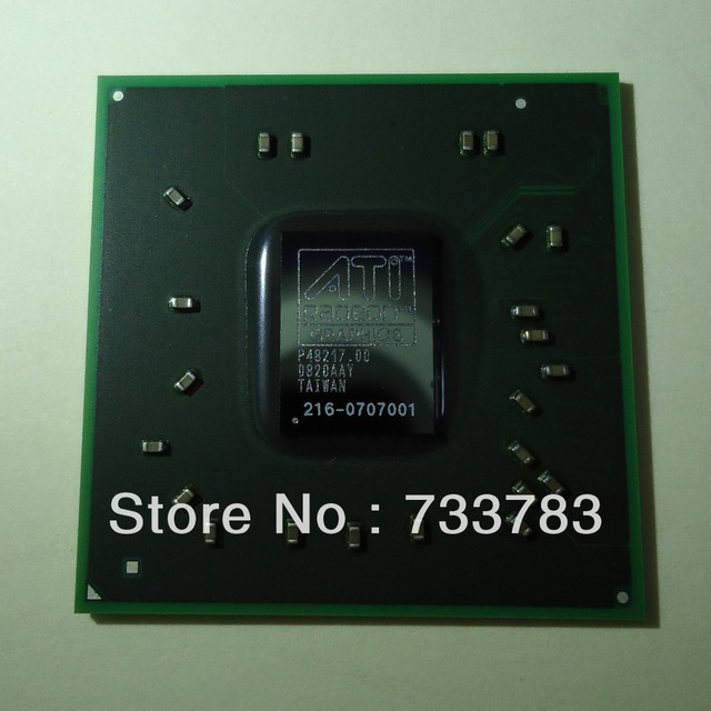 216-0707001  integrated chipset 100% new, Lead-free solder ball, Ensure original, not refurbished or teardown