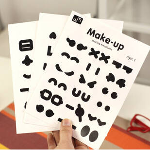 20packs/lot Freeshipping! Emotion Stickers/diary Sticker/mobile/computer Stickers/Multifunction/Cartoon DIY Sticker/wholesale<br><br>Aliexpress