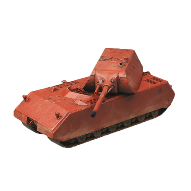 Chanycore Easy Model Pz.Kpfw VIII Mouse Maus German Super Heavy Tank Finished Model Kit 1/72 36203 Kids Gifts 4359(China (Mainland))