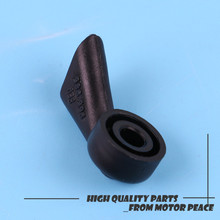 OEM For Audi A3 A4 S4 RS4 Skoda New Black Rear Washer Nozzle Water Jet 8E9955985 8E9 955 985(China (Mainland))