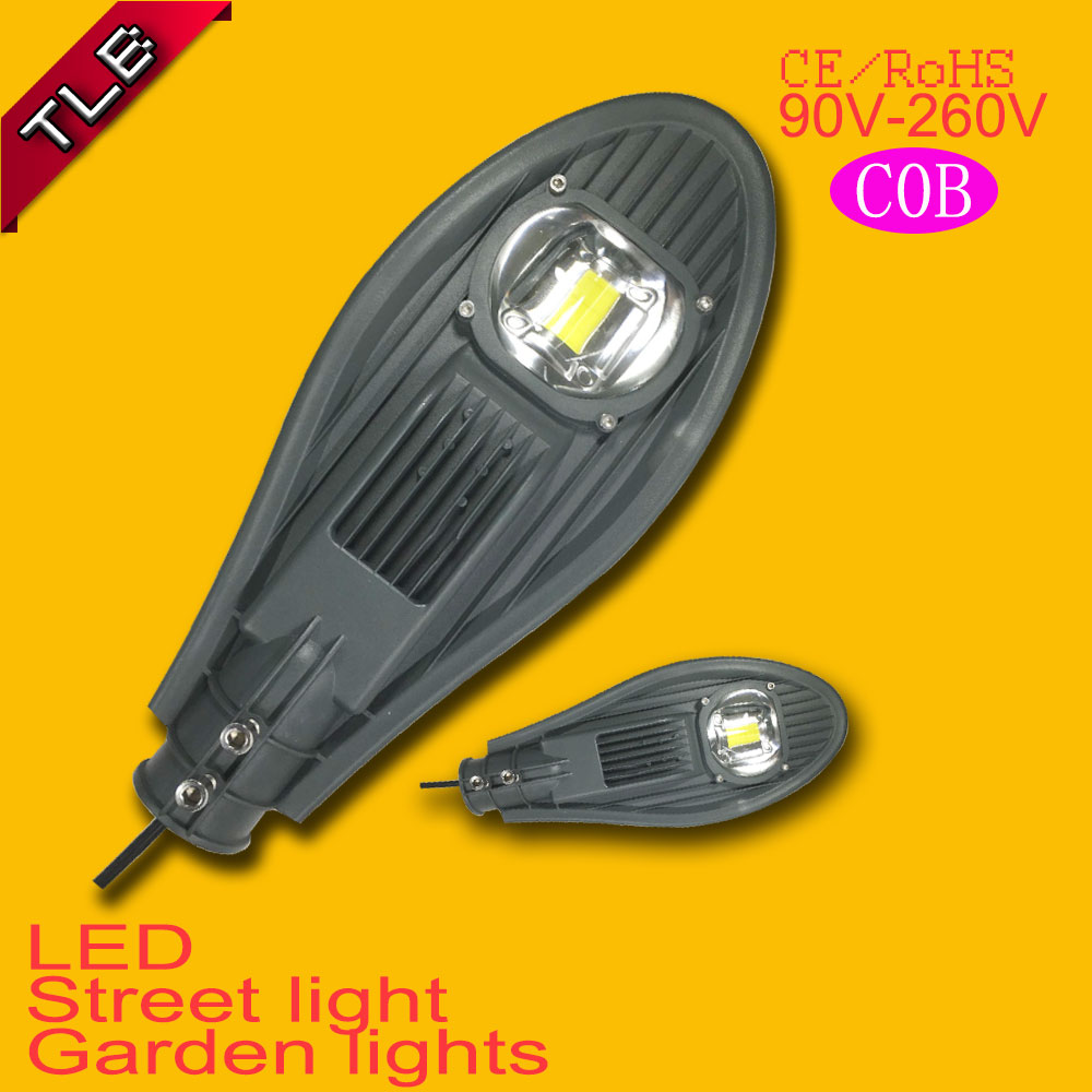 DHL Fedex Leaf Led Street Light garden light outdoor light 20W 50W 70W Led Street Light for school street,square,garden,park,(China (Mainland))