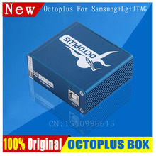 Octoplus Box Full Set for Samsung For LG+Medusa JTAG Activation (Package With 27pcs cable set) added for samsung N900A&N900T(China (Mainland))