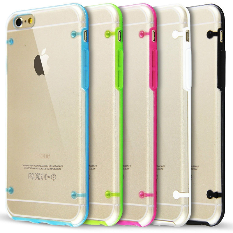Ultra Thin Clear Crystal Soft TPU Hard Case Cover Apple iPhone 6 Plus 5.5 inch/ iPhone6 4.7 inch , - Online Store 904713 store