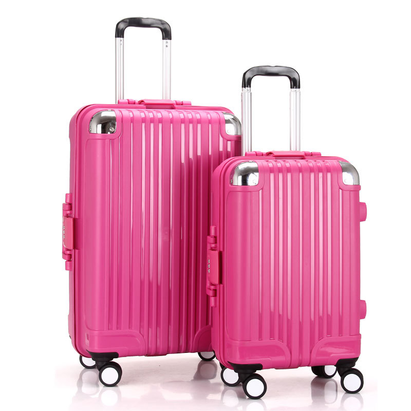 Aluminum Suitcase Maleta Para Scooter Koffer Luxury Viaje Luggage Sets Carry On Rolling ValiseTrolley Bags Rolling(China (Mainland))