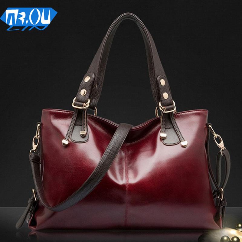2015 autumn/winter leather handbag designer handbags The fashion leisure shoulder bag ruffles women messenger bag lady bag O1037(China (Mainland))