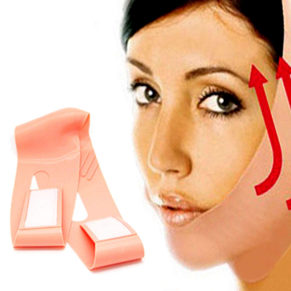 3D Face Slimming Shaping Cheek Lift Up Sleeping Belt Strap Band /Cheek Scalp Face Shaper Belt Anti Wrinkle Sagging Cream