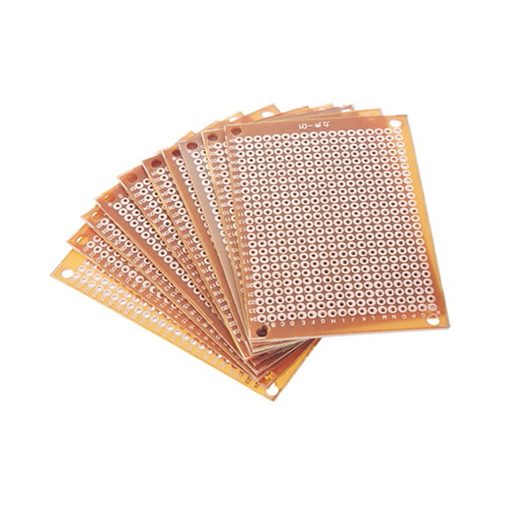 10Pcs DIY Prototype Paper PCB Universal Experiment Matrix Circuit Board 5x7cm Brand New Hot Selling<br><br>Aliexpress