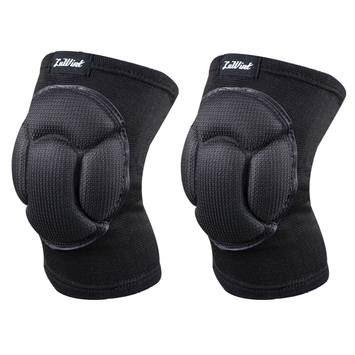 The wicketkeeper kneepad sponge sports kneepad hip-hop volleyball knee pad