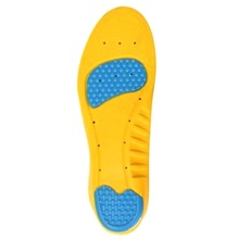 9-12inch Memory Foam Shoes Pad Breathable Sweat Absorbing Orthotic Arch Soft Comfortable Athletic Insole Shock Sport Shoes Pad(China (Mainland))