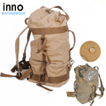 Canvas Photography Backpacks DSLR Digital SLR Camera Photo Bag Waterproof Backpacks with Paitition Padded for Outdoor