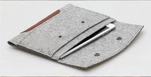 По продажам для iPad 2 / 3 / 4 iPad воздуха / AIR2 планшет внутренний рукава сумка шерсть войлок Ultrabook рукавом сумка