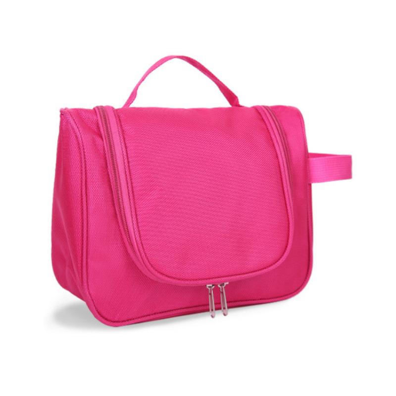 2016 New Casual Large Hanging Waterproof Travel Wash Makeup Storage Cosmetic Organizer Thicken Bag For Women MEN SB037(China (Mainland))