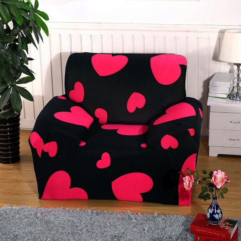 flower sofa cover slipcover elastic sofa converts cover tight all inclusive 1 2 3 4 seat single. Black Bedroom Furniture Sets. Home Design Ideas