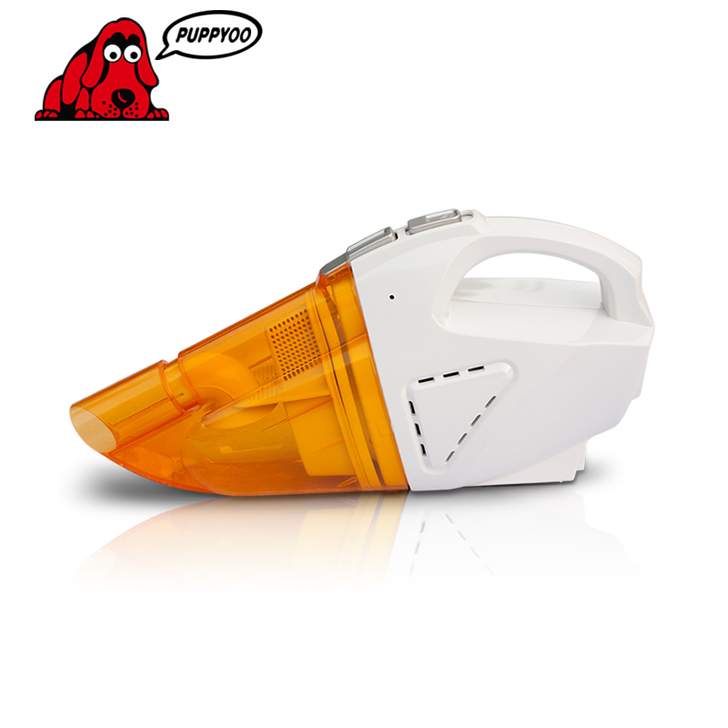 Car Vacuum Cleaner Mini Handheld Portable for Car Wet and Dry 5 meters 12v,120W D-703 PUPPYOO()