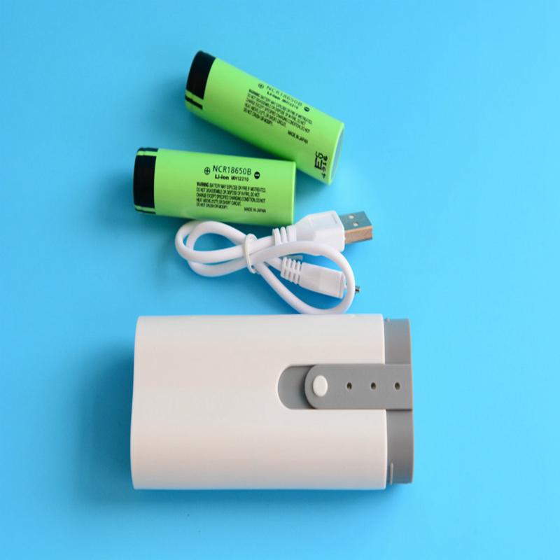 10шт/много  18650 аккумуляторная батарея 2,1 а умная Коробка Шелл мощности Банка портативное зарядное устройство Чехол для мобильного телефона
